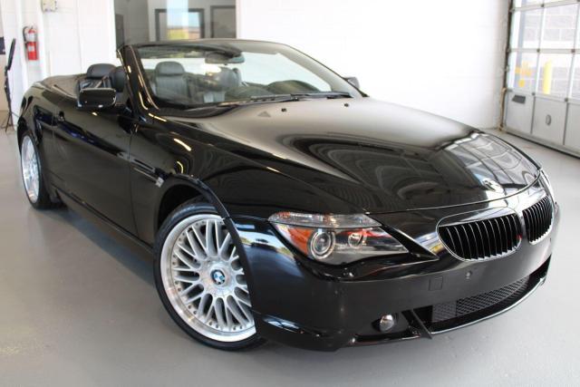 2006 BMW 6 Series 650Ci