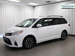 Used 2020 Toyota Sienna LE - ALL WHEEL DRIVE, Heated Seats, Backup Camera and more! for sale in Dartmouth, NS