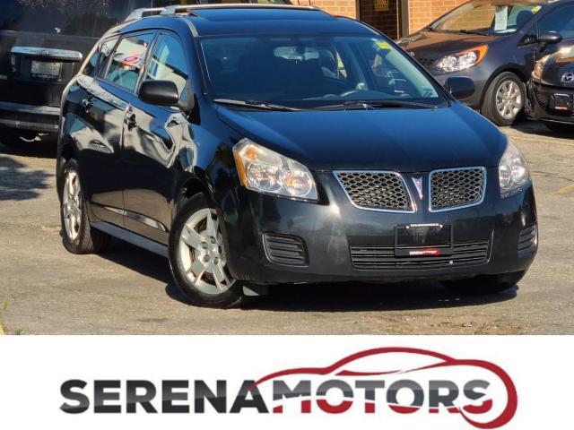 2010 Pontiac Vibe 2.4L | MANUAL | SUNROOF |  NO ACCIDENTS