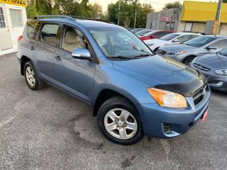 Used 2010 Toyota RAV4 4WD/ PWR GROUP/ CRUISE CTRL/ SPOILER/ ROOF RACK ++ for sale in Scarborough, ON