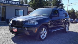 Used 2011 BMW X5 35i for sale in Black Creek, BC