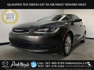 Used 2016 Chrysler 200 LX for sale in Sherwood Park, AB