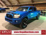 Photo of Blue 2005 Toyota Tacoma