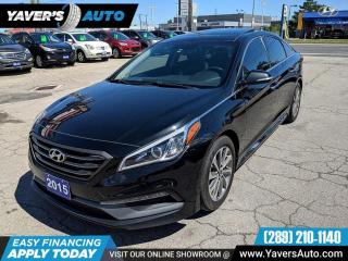 Used 2015 Hyundai Sonata 2.4L Sport for sale in Hamilton, ON