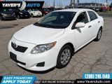 Photo of Super White 2009 Toyota Corolla