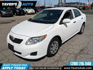 Used 2009 Toyota Corolla Base for sale in Hamilton, ON