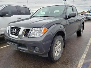 Used 2013 Nissan Frontier Pro-4X for sale in Pembroke, ON