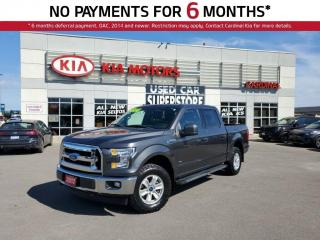 Used 2017 Ford F-150 XLT. 2.7 Ecoboost, 4X4, Locking Rear Diff, Trailer for sale in Niagara Falls, ON