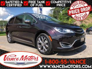 Used 2018 Chrysler Pacifica Limited...TOW*LEATHER*COOLED SEATS! for sale in Bancroft, ON