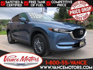 Used 2018 Mazda CX-5 GX AWD...NAV*BACKUP CAM*REMOTE ENTRY! for sale in Bancroft, ON