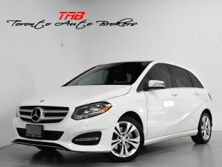 Used 2015 Mercedes-Benz B-Class B250 I NAVI I PANO I DRIVER ASSIST for sale in Vaughan, ON