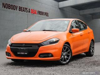 Used 2014 Dodge Dart 4dr Sdn SXT for sale in Mississauga, ON