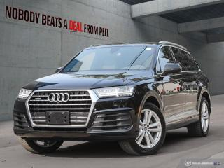 Used 2017 Audi Q7 Quattro 4dr 2.0T Progressiv for sale in Mississauga, ON