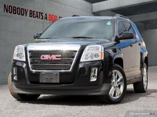 Used 2015 GMC Terrain AWD 4dr SLT w-SLT-1 for sale in Mississauga, ON