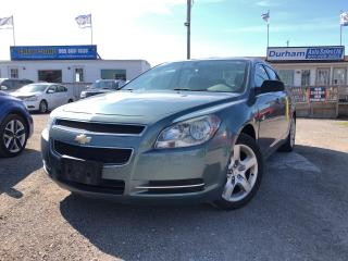 Used 2009 Chevrolet Malibu LS for sale in Whitby, ON