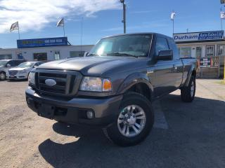 Used 2007 Ford Ranger SPORT for sale in Whitby, ON