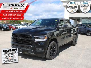 New 2020 RAM 1500 Sport - Night Edition - Hemi V8 for sale in Selkirk, MB