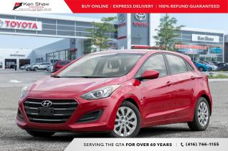 Used 2016 Hyundai Elantra GT for sale in Toronto, ON