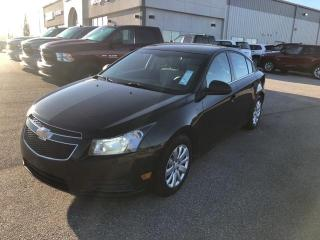 Used 2011 Chevrolet Cruze LS,AUTO,AIR CONDITIONING,REMOTE START for sale in Slave Lake, AB