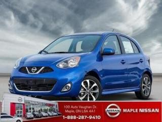 New 2019 Nissan Micra SR for sale in Maple, ON