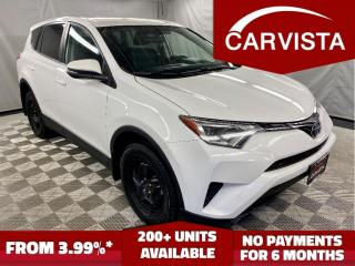 Used 2016 Toyota RAV4 LE AWD - NO ACCIDENTS/REVERSE CAMERA - for sale in Winnipeg, MB