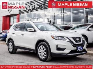 Used 2017 Nissan Rogue S Heated Seats Backup Camera Bluetooth for sale in Maple, ON