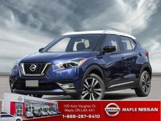 New 2020 Nissan Kicks SR for sale in Maple, ON