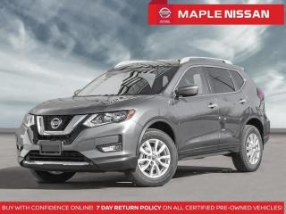 New 2020 Nissan Rogue SV for sale in Maple, ON