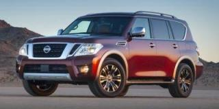 New 2020 Nissan Armada SL for sale in Maple, ON