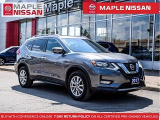 Used 2017 Nissan Rogue SV AWD Blind Spot Navi 360 Cam Remote Starter for sale in Maple, ON