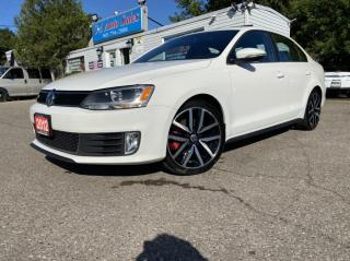 Used 2012 Volkswagen Jetta GLI 4dr Sdn DSG ONE OWNER ACCIDENT FREE for sale in Brampton, ON