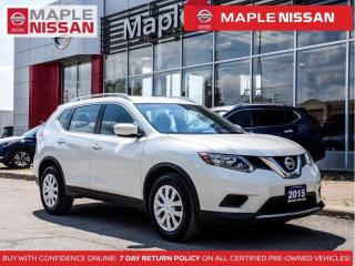 Used 2015 Nissan Rogue S Bluetooth Backup Camera Keyless Entry for sale in Maple, ON
