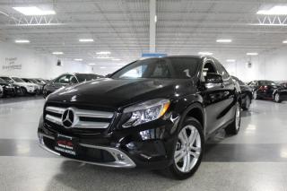Used 2017 Mercedes-Benz GLA 4MATIC I GLA250 I SUNROOF I LEATHER I REAR CAM I H SEATS for sale in Mississauga, ON