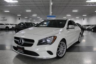 Used 2017 Mercedes-Benz CLA-Class CLA250 4MATIC I NAVIGATION I REAR CAM I AMBIENT LIGHTING for sale in Mississauga, ON