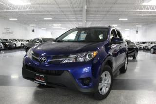 Used 2015 Toyota RAV4 LE I LOW KM I POWER OPTIONS I KEYLESS ENTRY I CRUISE for sale in Mississauga, ON