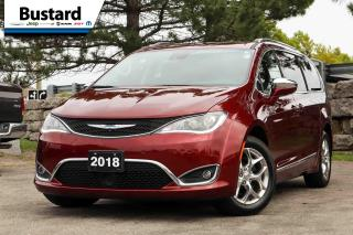 Used 2018 Chrysler Pacifica Limited 2WD | Pano | Navi | Low Km! for sale in Waterloo, ON