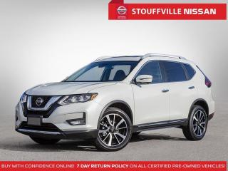 New 2020 Nissan Rogue SL for sale in Stouffville, ON
