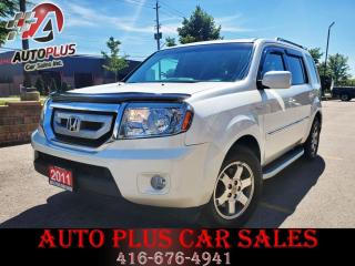 Used 2011 Honda Pilot 4WD 4dr Touring for sale in Scarborough, ON