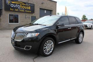 Used 2013 Lincoln MKX AWD /NAVI /BACKUP CAMERA /DUBEL SUNROOF /REMOTE STARTER for sale in Newmarket, ON