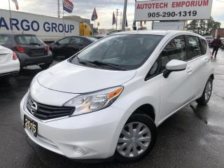 Used 2015 Nissan Versa Note SV Camera/Heated Seats/Bluetooth&GPS* for sale in Mississauga, ON