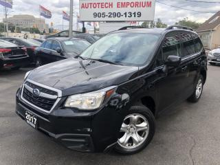 Used 2017 Subaru Forester 2.5i AWD Camera/Heated Seats/Bluetooth&GPS* for sale in Mississauga, ON