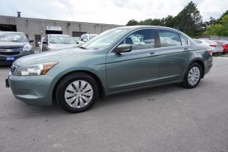 Used 2008 Honda Accord LX CERTIFIED 2YR WARRANTY CRUISE AUX POWER OPTIONS for sale in Milton, ON