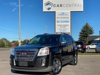 Used 2013 GMC Terrain SLT-2 | AWD | LEATHER | BACK-UP CAM | for sale in Barrie, ON