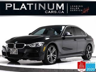 Used 2016 BMW 3 Series 340i xDrive, AWD, M-SPORT, HUD, NAV, 360, HEATED for sale in Toronto, ON