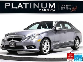 Used 2011 Mercedes-Benz E-Class E350 Luxury 4MATIC, AWD, NAV, PANO, CAM, KEYLESS for sale in Toronto, ON