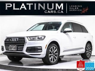 Used 2017 Audi Q7 3.0T Quattro Premium Plus, AWD, NAV, PANO, 360 CAM for sale in Toronto, ON