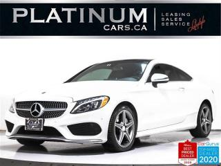 Used 2017 Mercedes-Benz C-Class C300 4MATIC COUPE, AMG, NAV, PANO, PREMIUM for sale in Toronto, ON