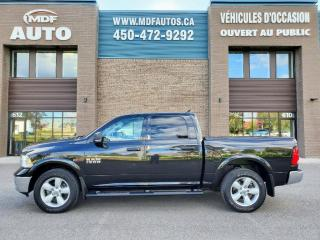 Used 2018 RAM 1500 VENDU for sale in St-Eustache, QC