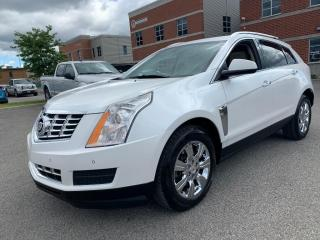 Used 2014 Cadillac SRX Luxury for sale in Laval, QC