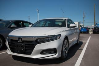 New 2020 Honda Accord SPORT-AEB ACCORD 4 DOORS for sale in Woodstock, ON